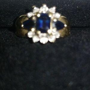 Jewelry - Sapphire 14KYG Ring
